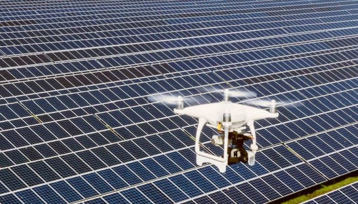 Drones The Next Tech For Solar Developers Clean Future