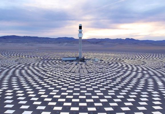 Concentrating Solar Power
